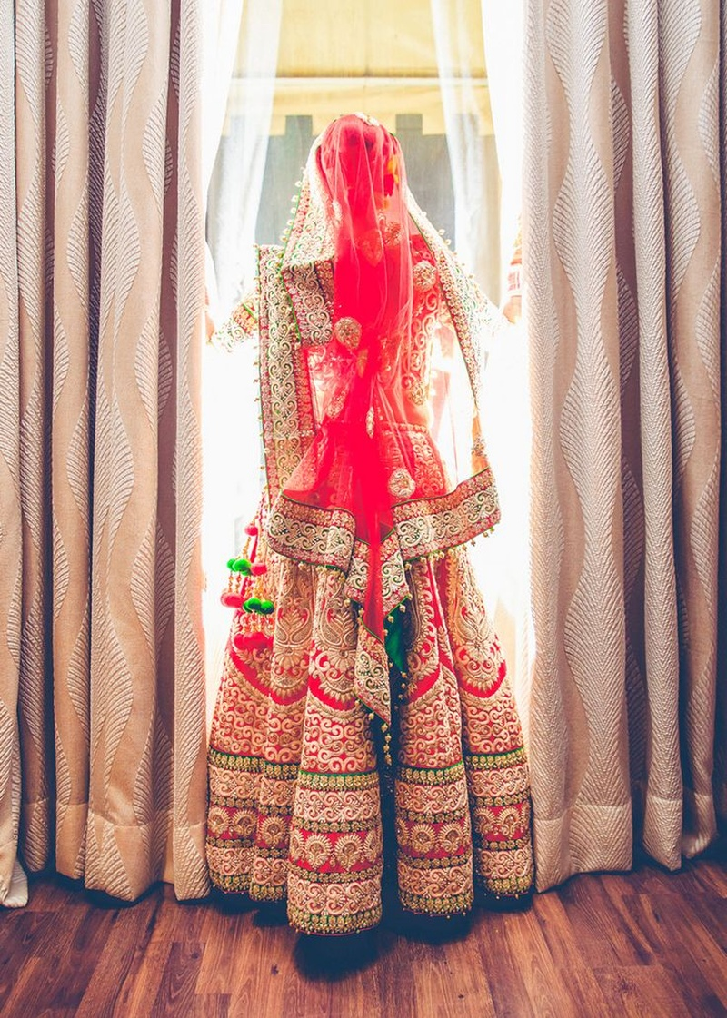 Lehenga Styles to Beat the Winter Blues