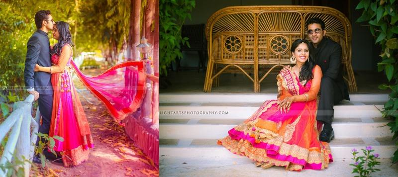 Sailesh & Richa Mumbai : Rustic Wedding Ceremony Held Outdoors