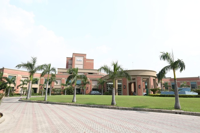 Nirvana Hotel Basant City Ludhiana - Banquet Hall