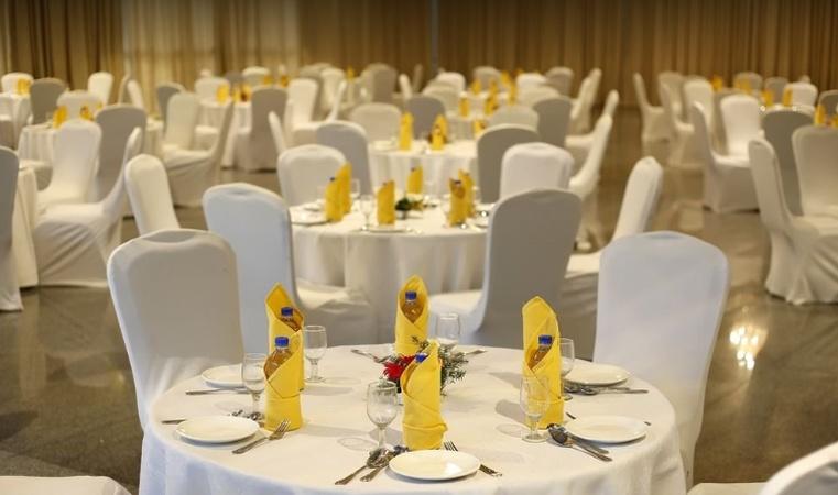 GreenPark Hotel Jagadamba Visakhapatnam - Banquet Hall