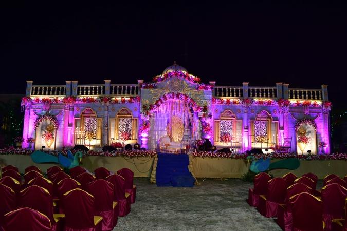 Nandan Palace Hatia Ranchi - Banquet Hall
