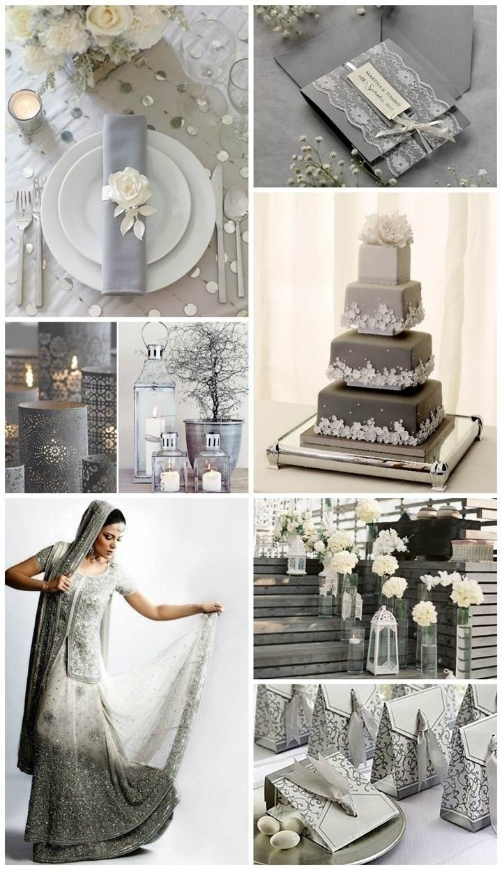 Top 5 Pinterest Wedding Colour-Theme Ideas For This Season! - Blog