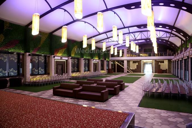 Sky Garden Banquet Hall Ulhasnagar Mumbai - Banquet Hall