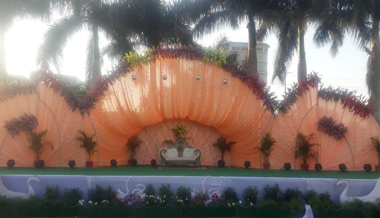 Barsana Garden Bicholi Mardana Indore - Banquet Hall