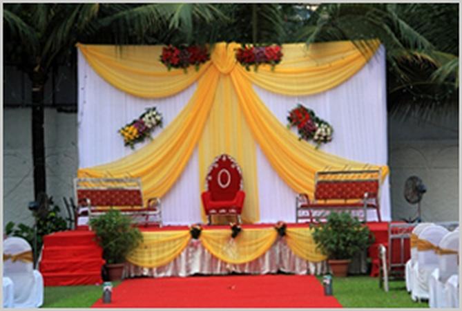 Oritel Service Apartments Andheri East Mumbai - Wedding Lawn