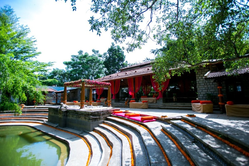 Outdoor Wedding Venues in Bangalore to Host your Wedding Celebration