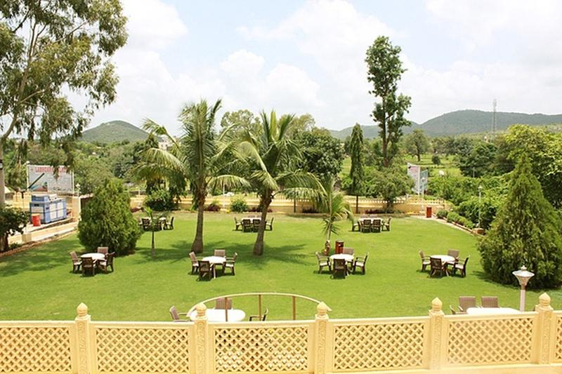 Rajputana Udaipur - A Justa Resort, Hiran Magri, Udaipur