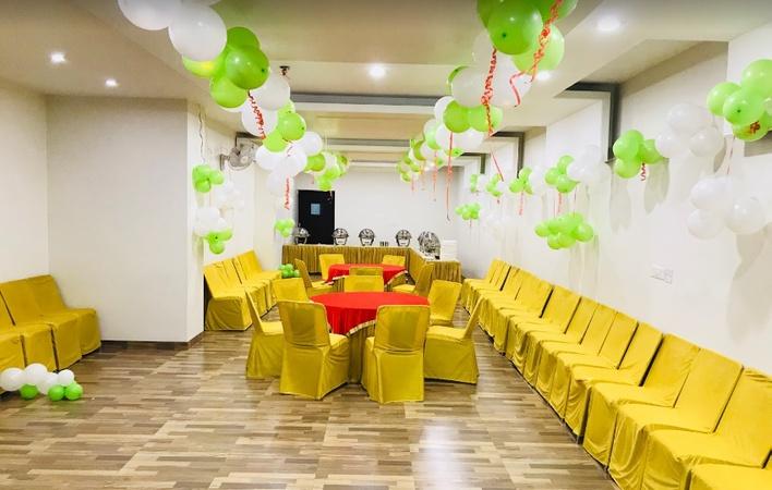 The Palm Restaurant and Banquet Jhotwara Jaipur - Banquet Hall