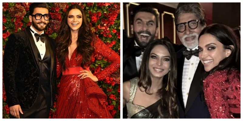 Who wore what at the star-studded Mumbai Reception of Deepika & Ranveer – all the insider pics & deets!