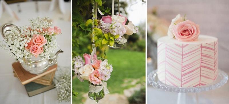 Rose Quartz a New Entrant in Wedding Theme Ideas