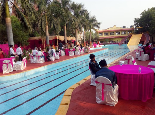 Aastha Health Resort Kursi Road Lucknow - Wedding Lawn