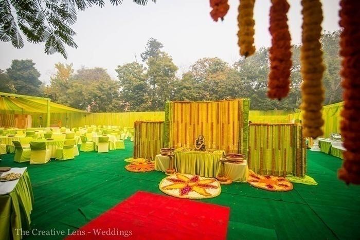 Decide On a Theme and Wedding Decor