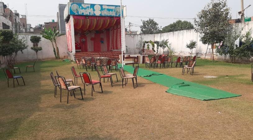 Sonam Vatika Baprola Delhi - Wedding Lawn