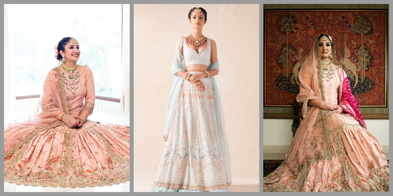 6 Brands that will help Design your Dream Lehenga