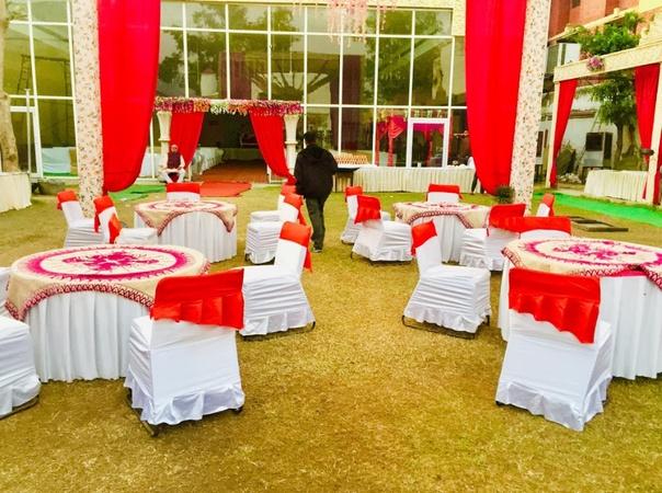 Raj Mandir Mandap Daurli Meerut - Banquet Hall