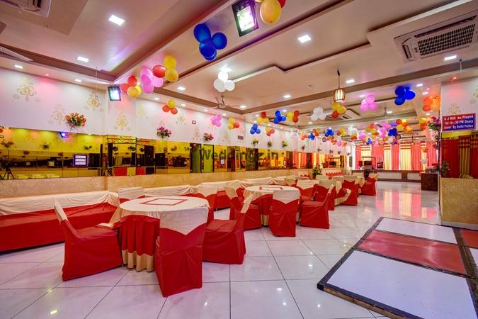 Silver Pearls Party Hall Uttam nagar Delhi - Banquet Hall