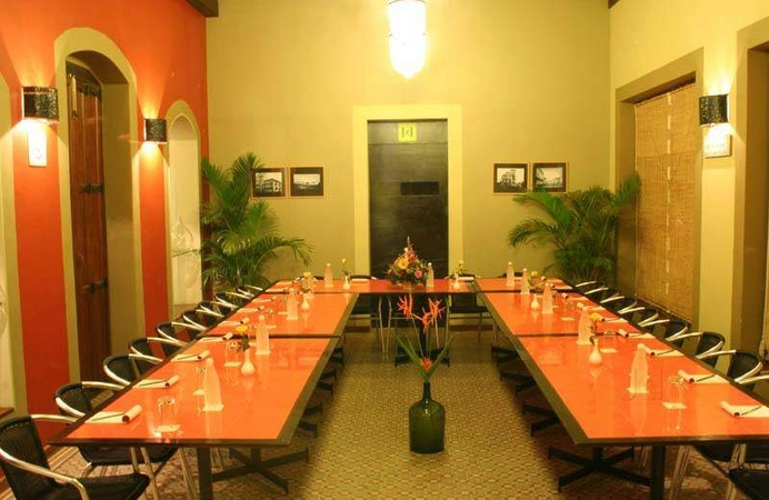 O Coqueiro Porvorim Goa - Banquet Hall