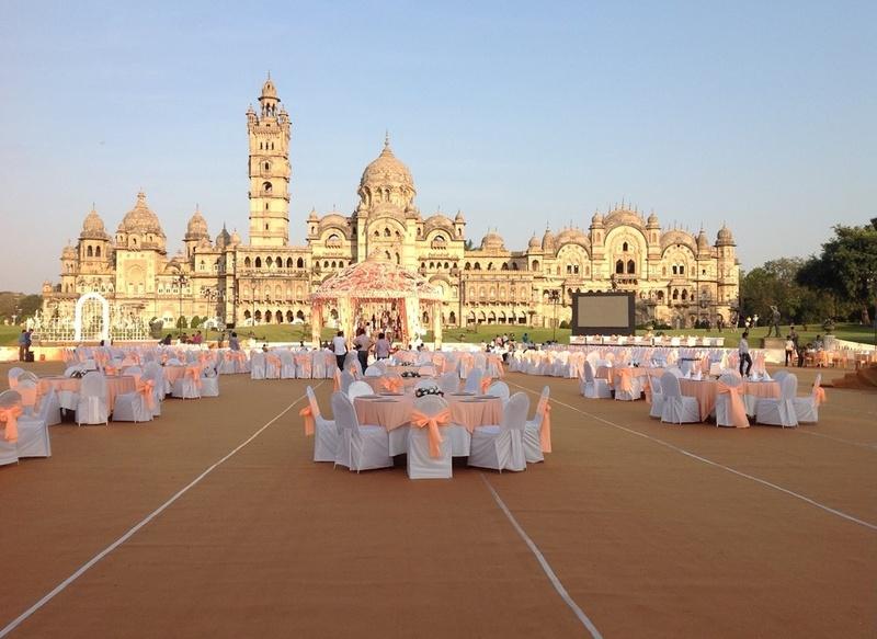 Outdoor wedding venues in Sama Savli Road, Vadodara to Have an Outdoorsy Experience