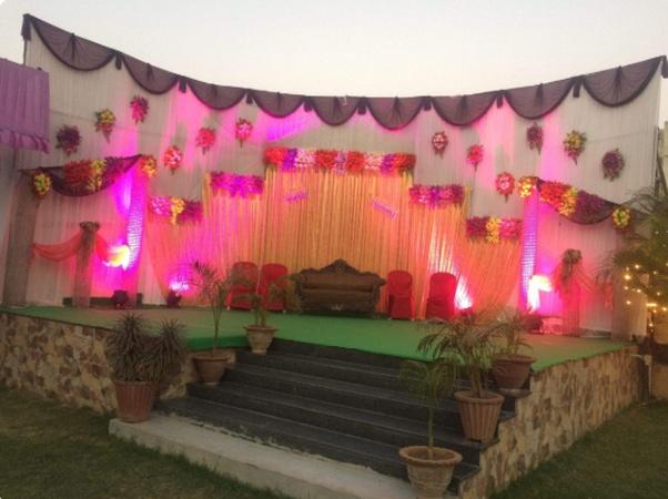 Kachore Lawns Manish Nagar Nagpur - Banquet Hall