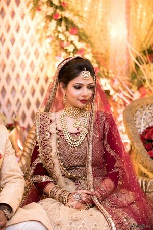 Muslim Wedding Dress Lehenga
