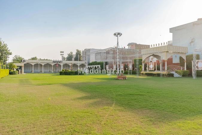 Dharam Vatika Sohna Gurugram - Wedding Lawn