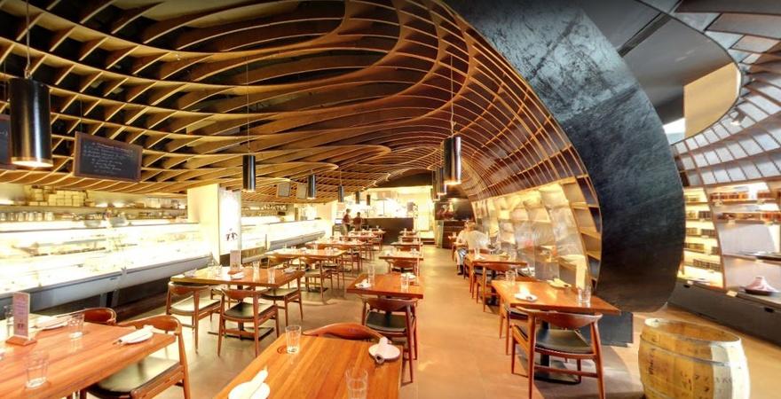 Indigo Delicatessen Lower Parel Mumbai - Banquet Hall