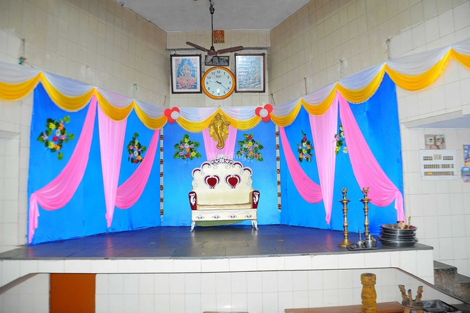 Kamakoti Marriage Hall Villivakkam Chennai - Banquet Hall