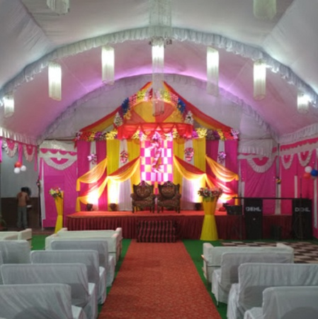 Sarju Palace Jhusi Prayagraj - Wedding Lawn