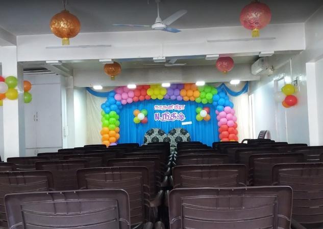AAA Mini Hall Adyar Chennai - Banquet Hall