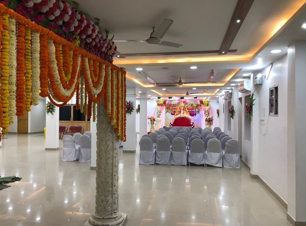 Parinay Marriage Hall Muhammadpur Patna - Banquet Hall