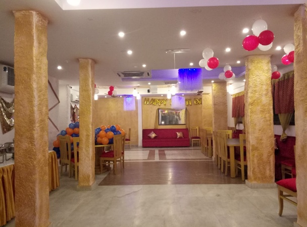 Jayka The Restaurant And Banquet Hall Indirapuram Ghaziabad - Banquet Hall