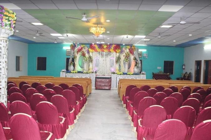 Chowki Dhani Marriage Garden, Danapur, Patna