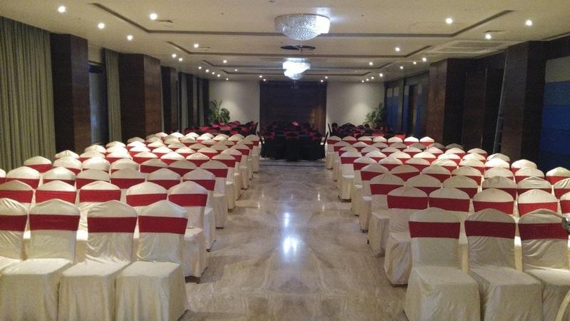 Kyriad Hotel Chinchwad Pune - Banquet Hall