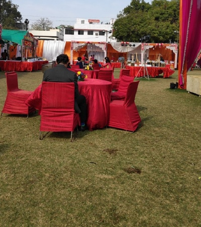 Mehar Green Rakabganj Agra - Wedding Lawn