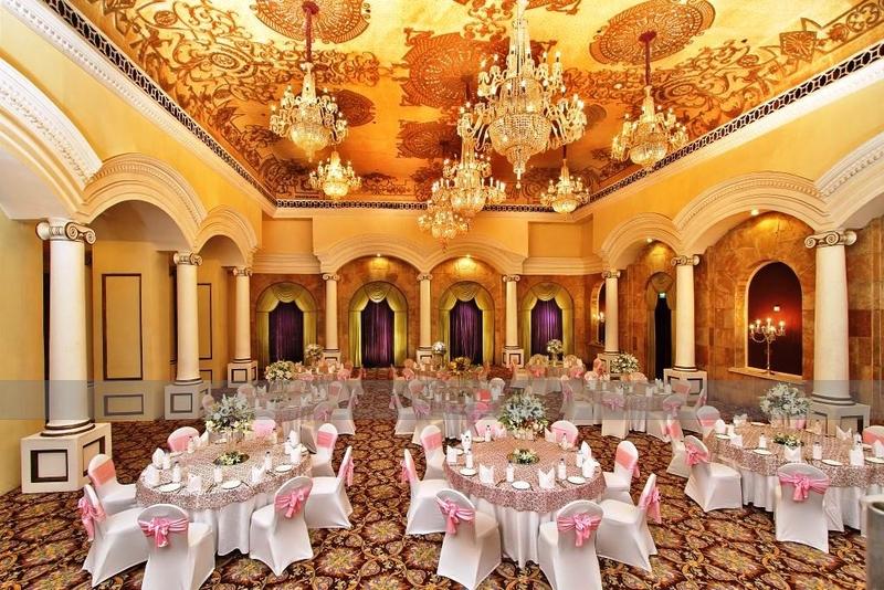 Itc Windsor Palace Ground Bangalore Banquet Hall 5