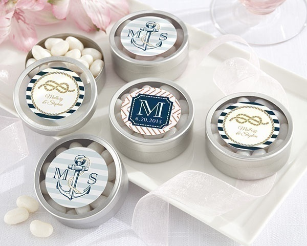 Unique Wedding Favours to Gift with with your Beach Wedding Invitations