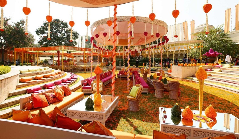 Top wedding venues in Vaishali Nagar, Jaipur for a delightfully rich wedding in the land of Havelis!