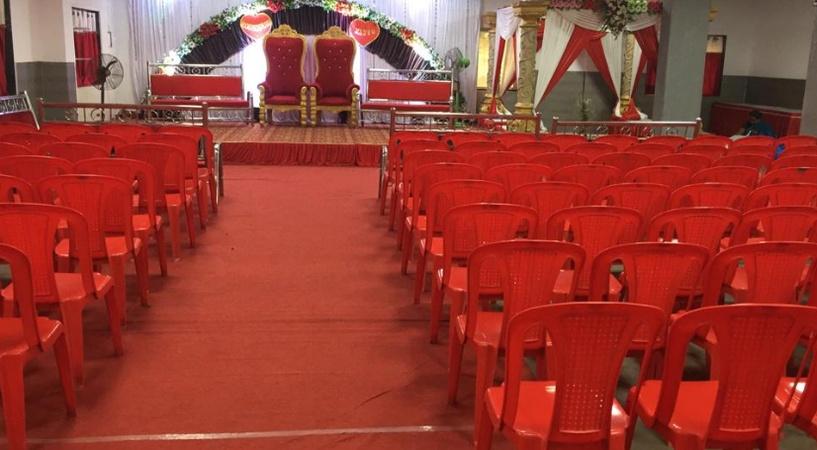 Shree Swami Samarth Banquet Hall Kalwa Mumbai - Banquet Hall