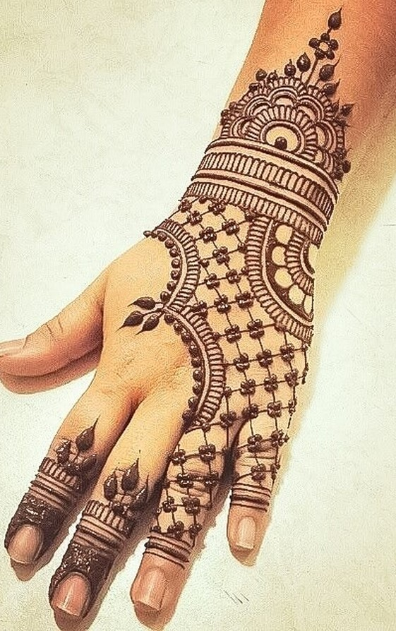 30 Basic Mehndi Designs For Hands And Feet Bridal Mehendi And Makeup Wedding Blog