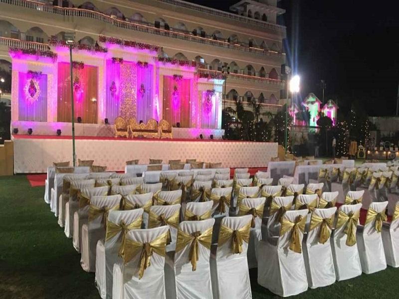 Chandra Mahal Garden, Jaipur - Luxury Wedding Venues in Agra Road, Jaipur