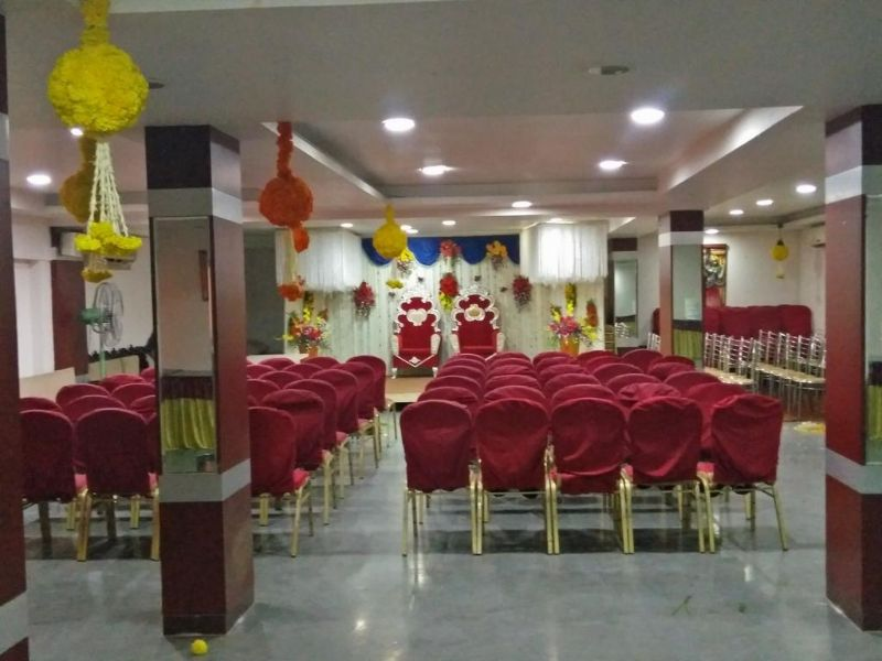 Anupama Guest House And Banquet, Hyderabad - Large Banquet Halls in Jubilee Hills, Hyderabad