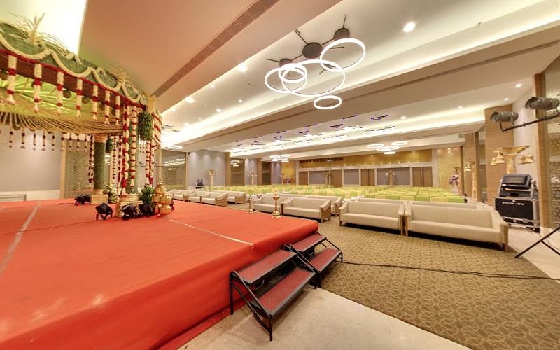 Hotel Daspalla, Hyderabad - Large Banquet Halls in Jubilee Hills, Hyderabad
