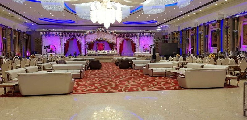 Diamond Crown Banquet Hall, Greater Noida - Luxury Wedding Venues in Greater Noida