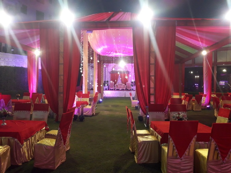 SS Grand Party Lawn And Banquet, Greater Noida - Outdoor Wedding Venues in Greater Noida