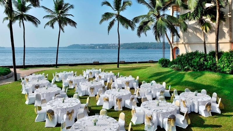 Goa Marriott Resort And Spa, Goa - Luxury Wedding Venues in Panjim, Goa