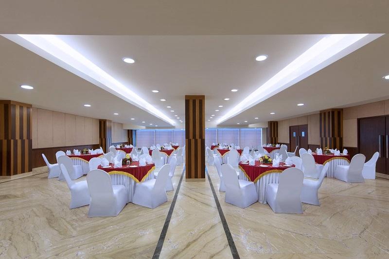 Four Points By Sheraton Vadodara, Baroda - Best Wedding Reception Halls in Fatehgung, Baroda
