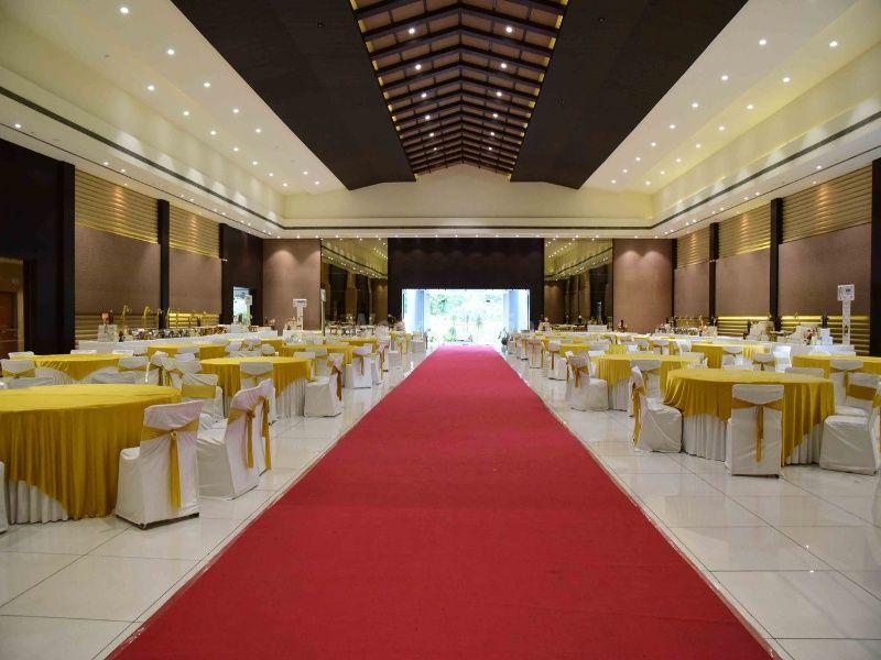 Lilleria Banquets and Gardens, Baroda- Wedding Halls in Sama Savli Road, Baroda
