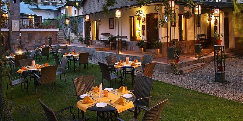 Shervani Hilltop, Nainital - Outdoor Wedding Venues in Nainital