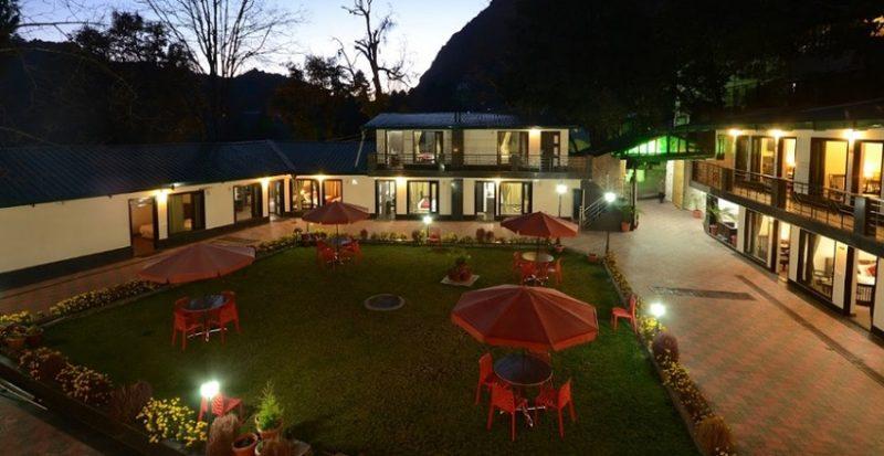 Raj Bilas Palace, Nainital - Outdoor Wedding Venues in Nainital