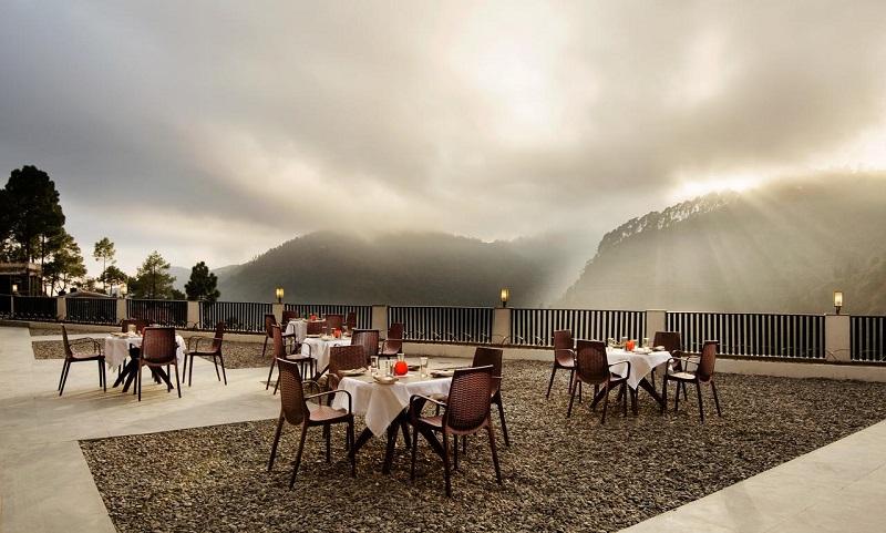 Sterling, Nainital - Outdoor Wedding Venues in Nainital